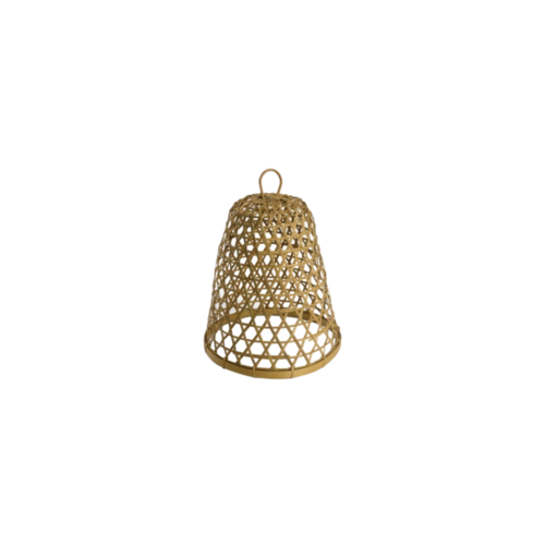 Bamboo Bell Style Birdcage Hanging Lantern