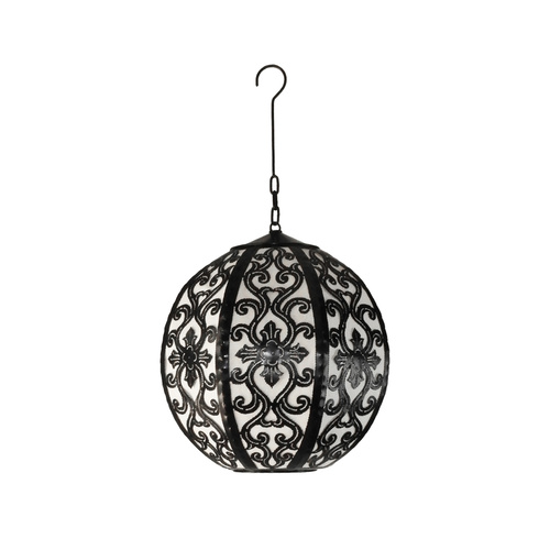 Moroccan Balloon Hanging Lantern (Medium)