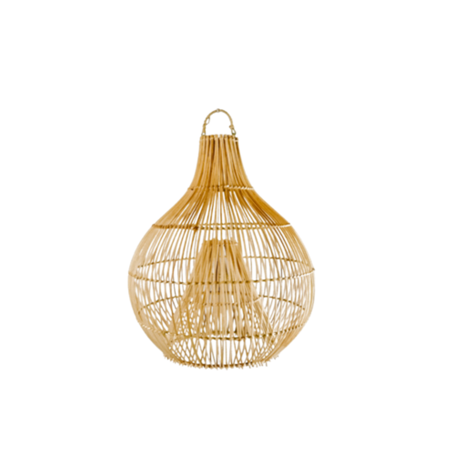 Asri Rattan Pendant Light Shade Small